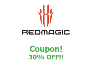 Promotional code RedMagic save up to 30%