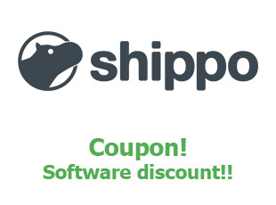 Promotional codes and coupons Shippo 40% off