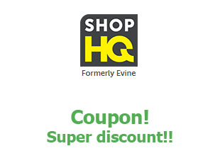 Discount coupon ShopHQ save up to 30%