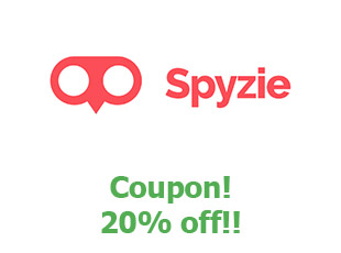 Coupons Spyzie save up to 20%