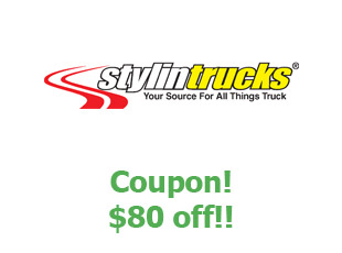 Coupons Stylin Trucks 15% off