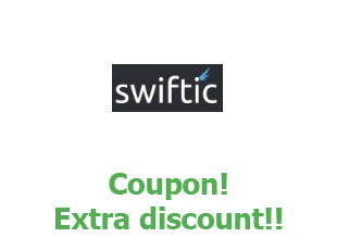Promotional offers Swiftic up to 30%