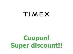 Discount code Timex save up to 30%