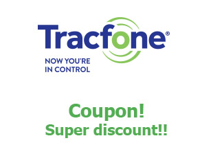 Discount coupon TracFone save up to 40%
