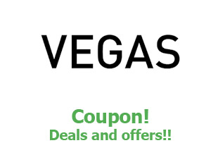 Discount code Vegas Creative Software save up to 20%