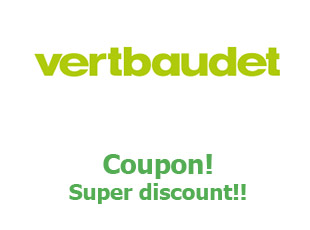 Discount code Vertbaudet save up to 70%
