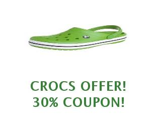 Promotional offers and codes Crocs