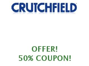 Discounts Crutchfield save up to 25%
