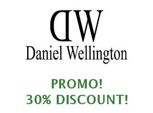 Promotional offers and codes Daniel Wellington