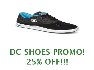 Coupons DC Shoes, save 20%