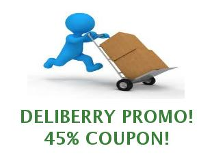 Promotional code Deliberry 10 euros off
