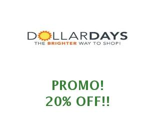 Promotional offers and codes DollarDays save up to 10%