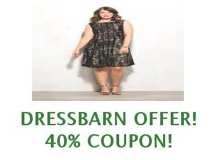 Promotional codes and coupons Dressbarn