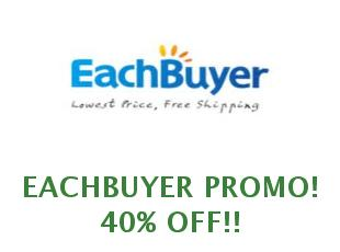 Promotional codes Eachbuyer