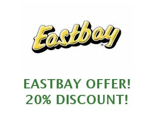 Promotional coupons Eastbay save 20%
