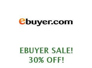 Promotional codes and coupons eBuyer save up to 10%
