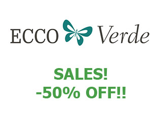 Discount coupon Ecco Verde