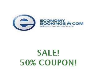 Coupons Economybookings 5% off
