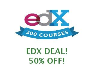 Promotional codes and coupons edX save up to 20%