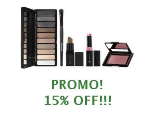Discount coupon ELF Cosmetics save up to 50%