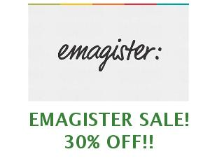 Discounts Emagister save up to 15%