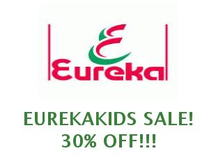Promotional offers and codes Eurekakids