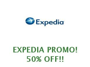 Promotional codes Expedia save up to 20%