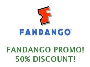 Coupons Fandango save up to 20%