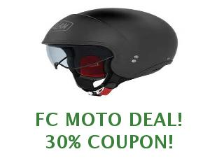Discount code FC Moto save up to 10%
