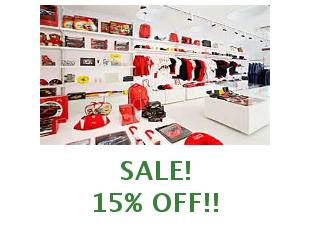 Discounts Ferrari Store save up to 20%