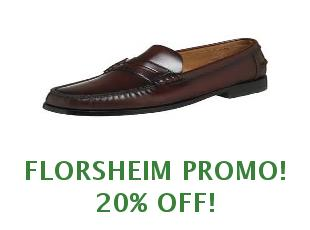 Discounts and coupons Florsheim
