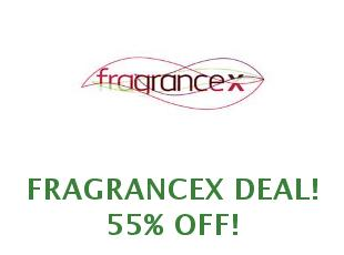 Coupons FragranceX