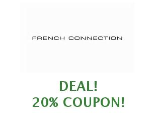 Discount coupon French Connection 30% off