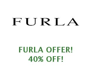 Discount code Furla save up to 40%