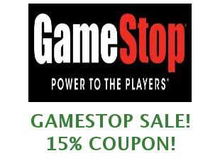 Coupons GameStop 75% off