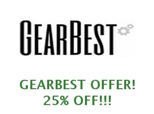Coupons GearBest, save up to 20%