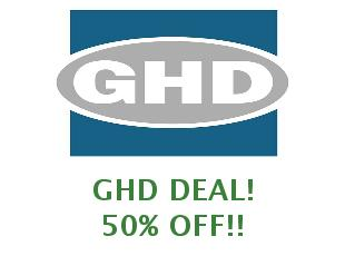 Promotional codes and coupons GHD save up to 20%