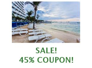 Promotional code GHL Hoteles save up to 20%