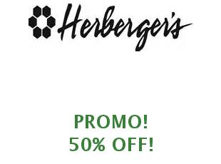 Discounts Herbergers 25% off verified