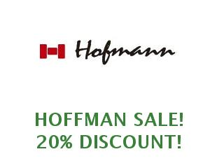 Promotional codes and coupons Hoffman save up to 30%