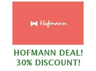 Promotional codes Hofmann save up to 25%