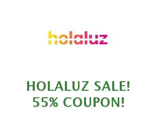Promotional offers and codes Holaluz save up to 20 euros