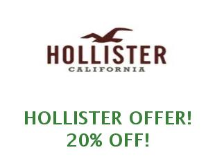 Discounts Hollister save up to 50%