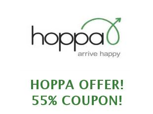 Coupons Hoppa save up to 20%
