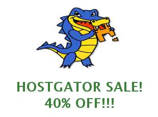 Discount coupons HostGator