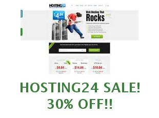 Coupons Hosting24