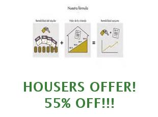 Discounts Housers 20% off