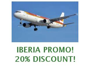 Discount coupon Iberia