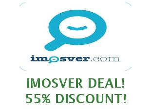 Promotional code Imosver 10% off