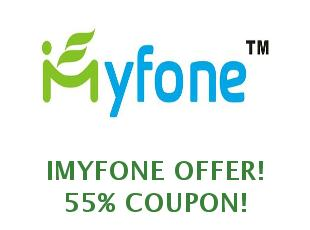 Promotional codes and coupons iMyFone save up to 40%